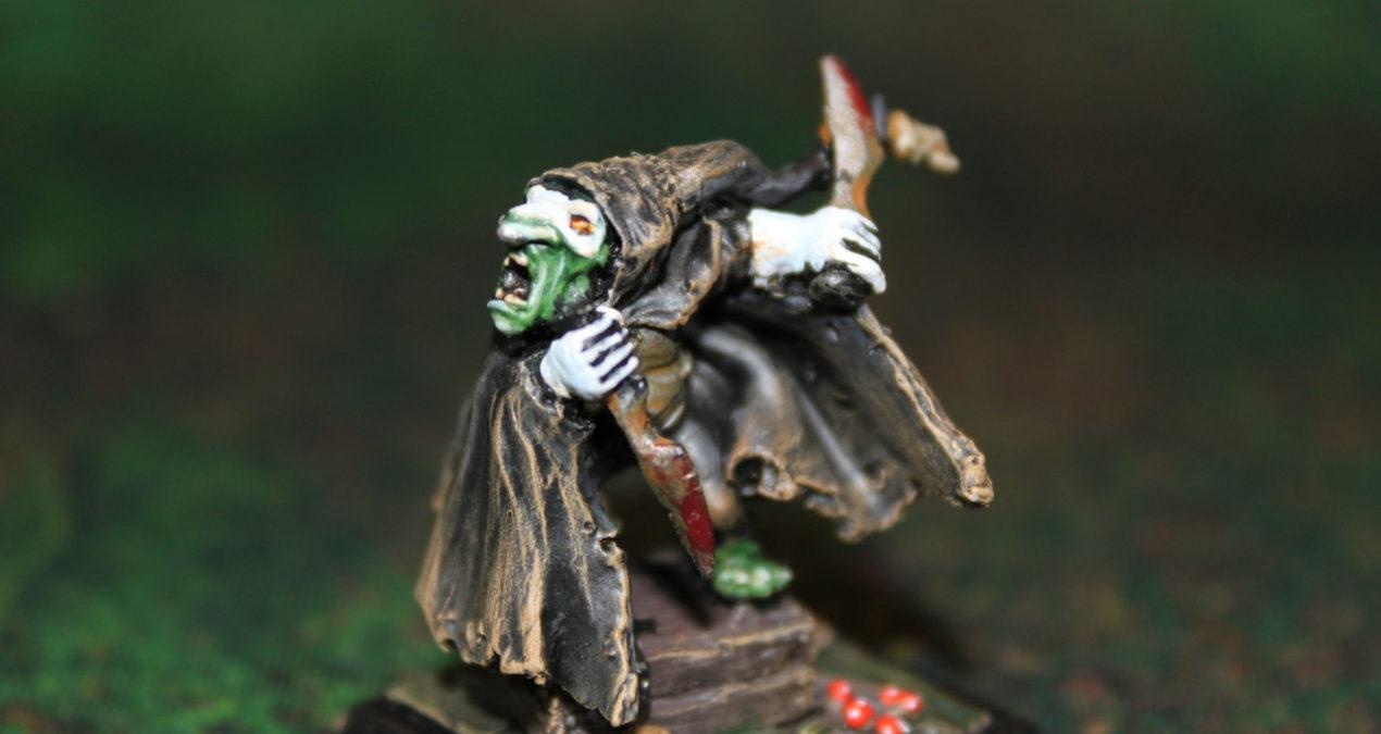 Dungeons & Dragons – Nartz, Goblin Pirat Assassin (Freebooters Miniatures)