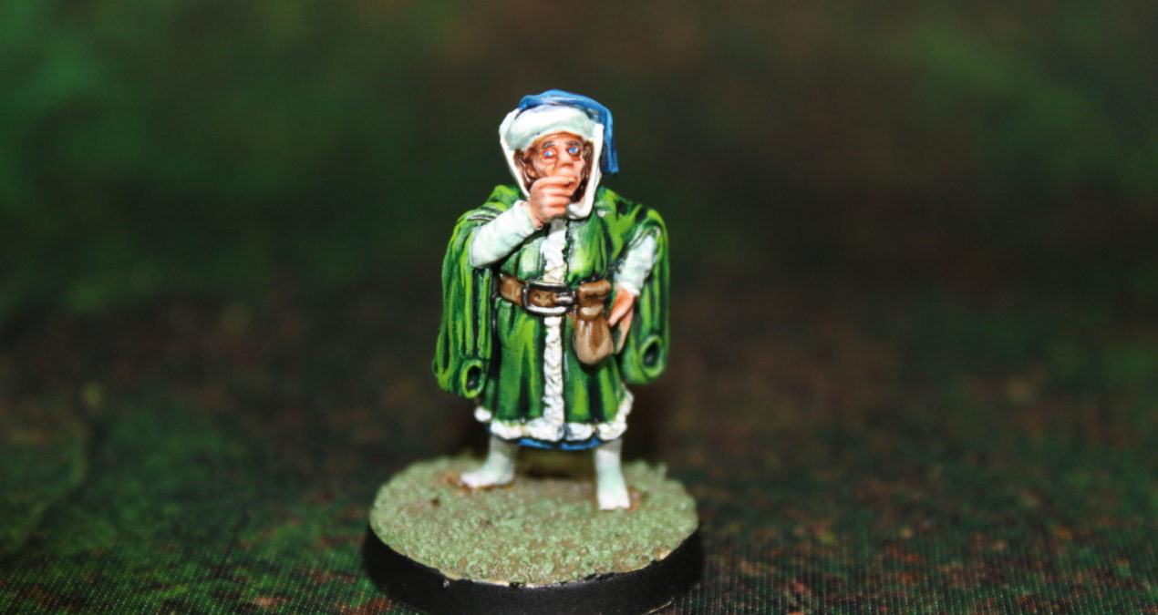 Dungeons & Dragons – Merchant (Otherworld Miniatures)
