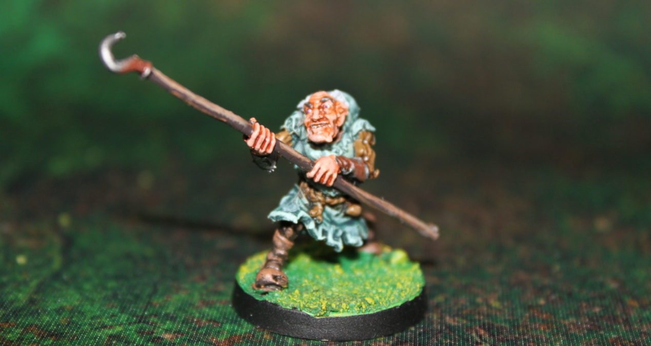 Dungeons & Dragons – Quasimarti, Dwarf Hunchback Assistant (Heresy Miniatures)