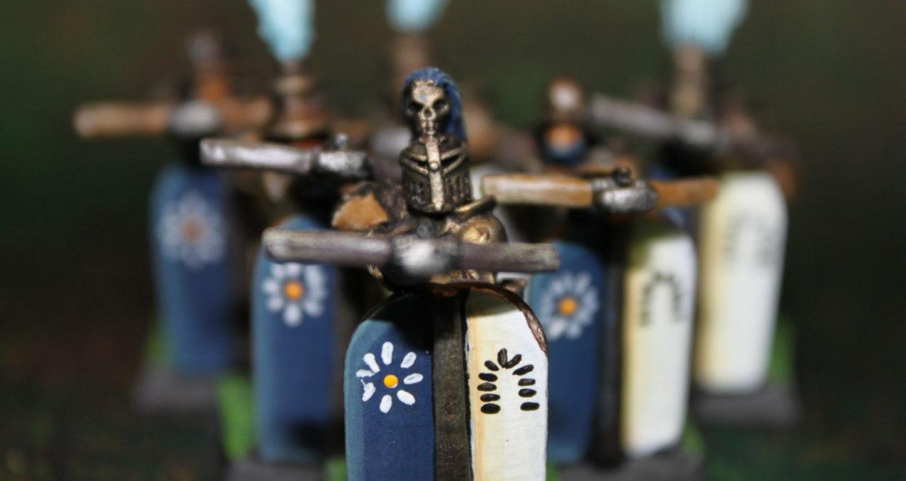 Dungeons & Dragons – Dogs of War Braganza's Besiegers (Games Workshop)