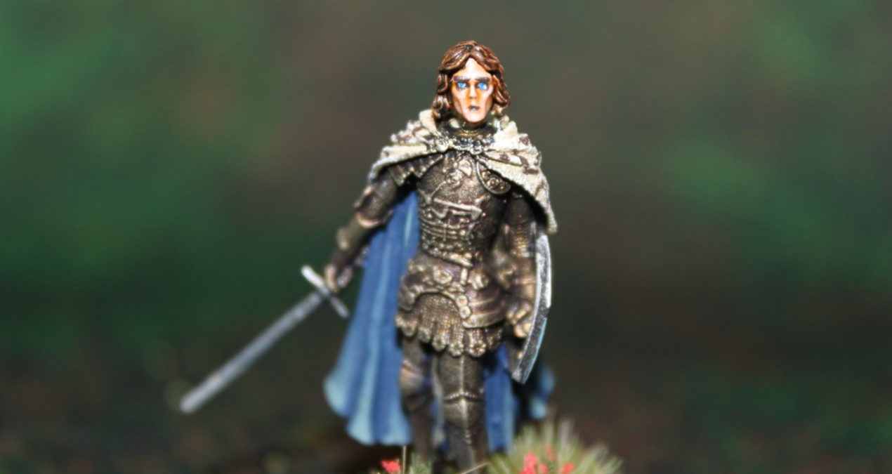 """Dungeons & Dragons – Ser Loras Tyrell """"Knight of the Flowers"""" (Darksword Miniatures)"""