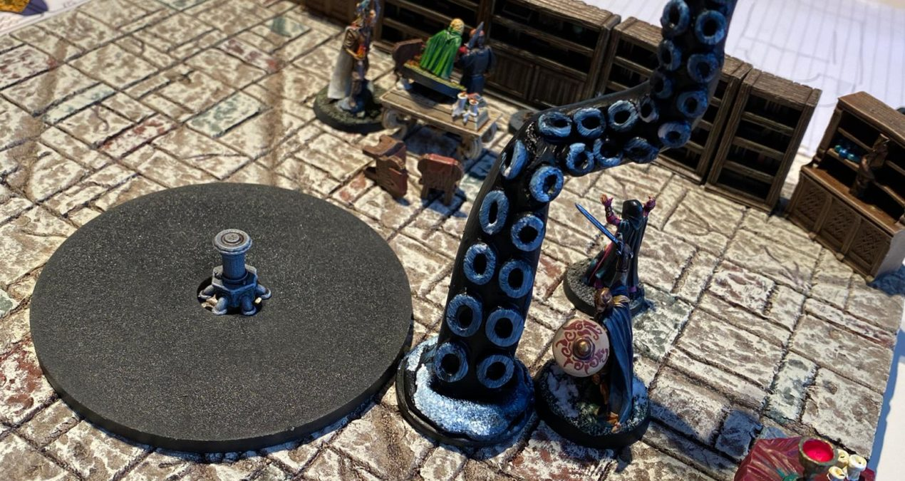 Dungeons & Dragons – Daisygate Chapter 2: The Black Sapphire