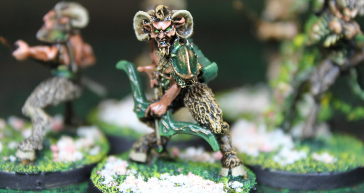 Dungeons & Dragons – Satyr (Otherworld Miniatures)