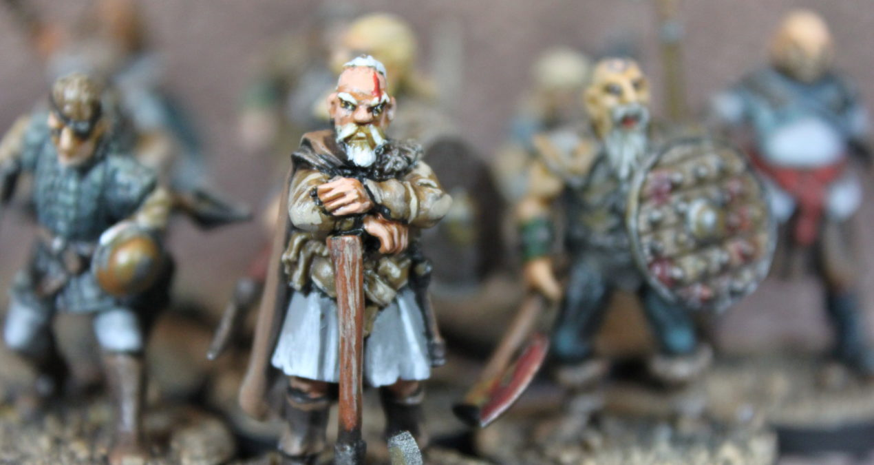 Dungeons & Dragons – Brigands and Berserkers (Otherworld Miniatures)