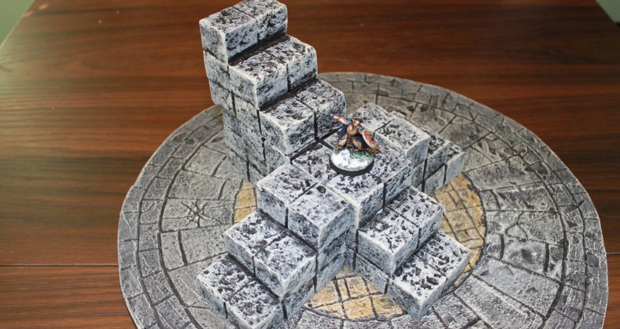 Dungeons & Dragons – Dungeon Stackers