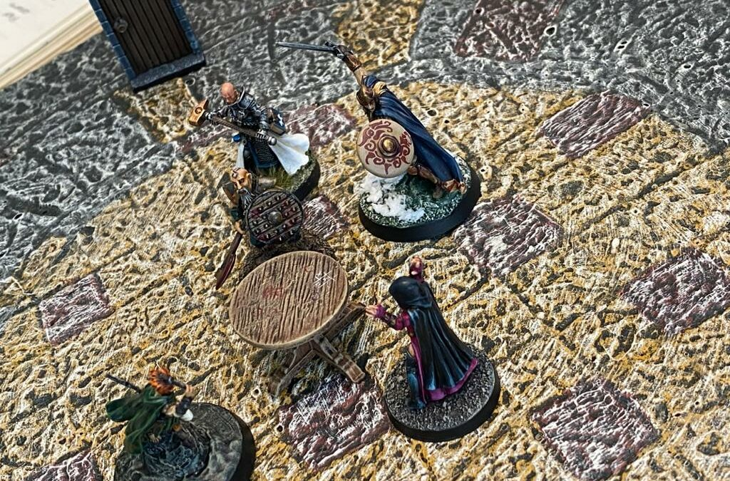 Using Skill Challenge from 4e to make better Social Encounters