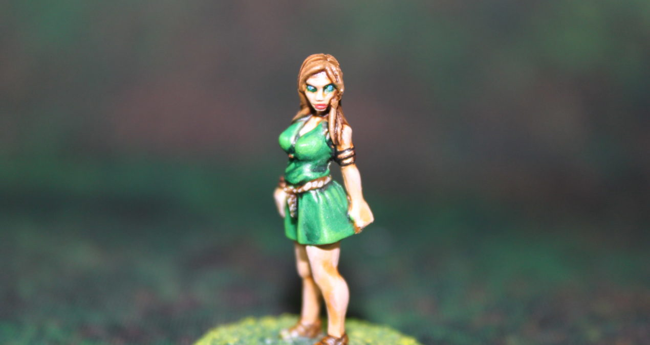 Dungeons & Dragons – Nymph (Otherworld Miniatures)