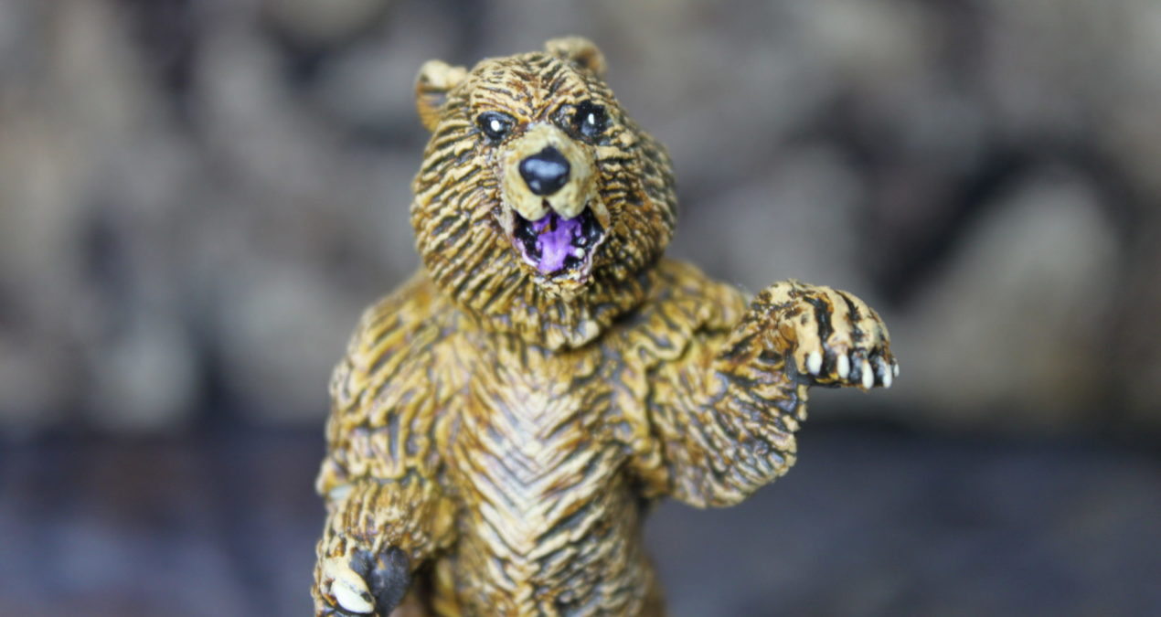 Dungeons & Dragons – Bear (Reaper Miniatures)