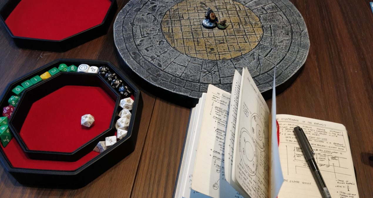 Dungeons & Dragons – Daisygate Chapter 12: The Disappearance of the Baroness