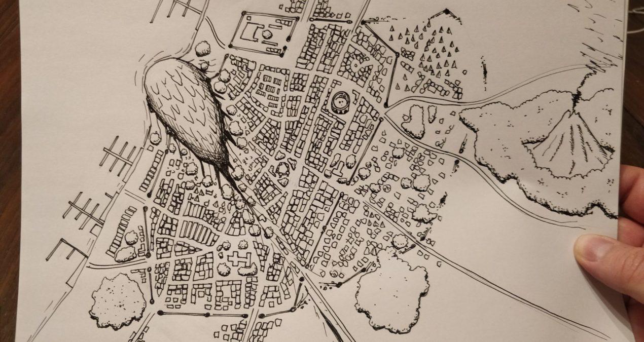 Map: Port Pleasant
