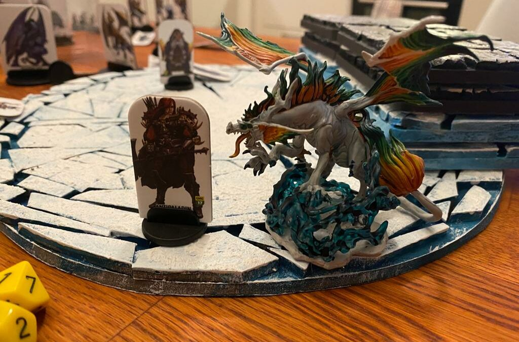 Dungeons & Dragons – Daisygate Chapter 19: Revenge is sweet
