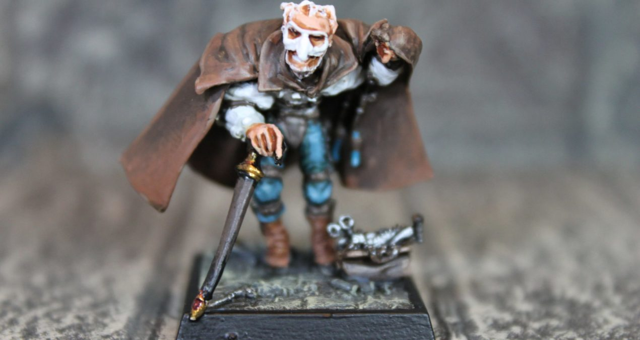 Dungeons & Dragons – Dottore (Freebooter Miniatures)