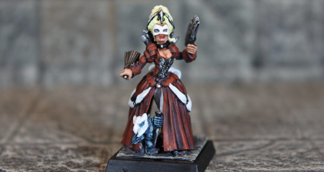 Dungeons & Dragons – Queen of Shadows (Freebooter Miniatures)