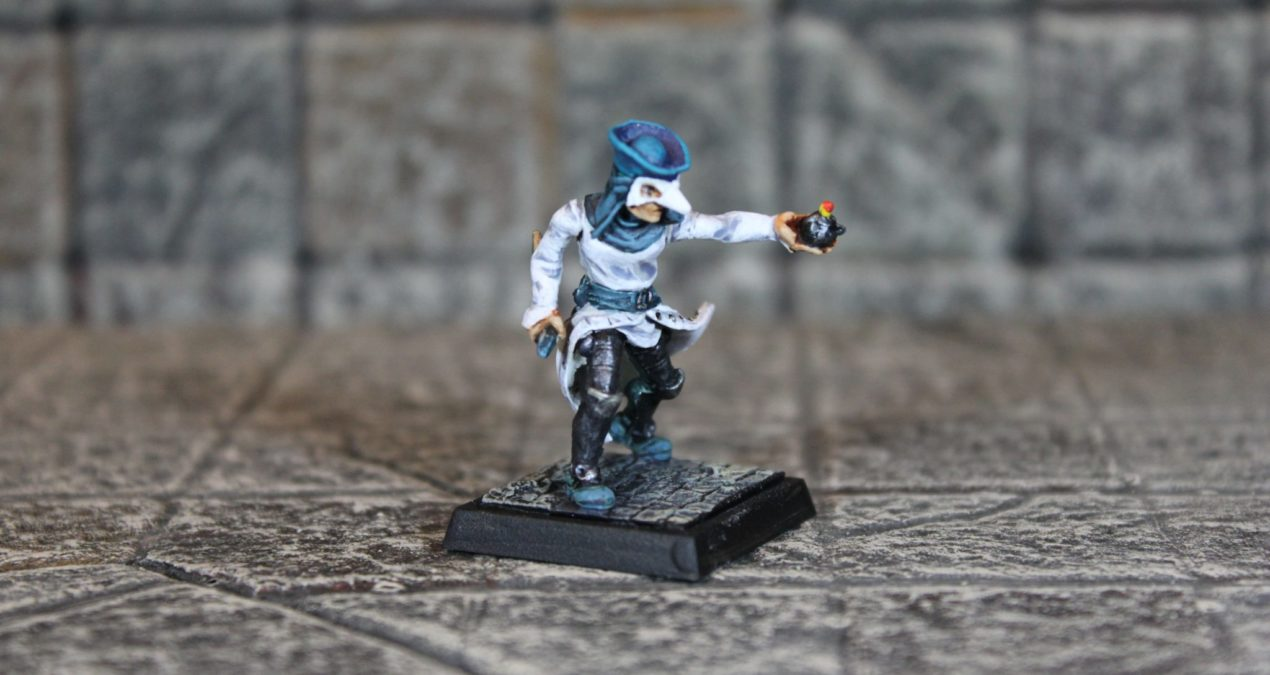 Dungeons & Dragons – Colpo di Mano (Freebooter Miniatures)